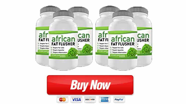 African Fat Flusher supplement is a potent solution for people who want to get rid of stubborn fat and get their ideal shape