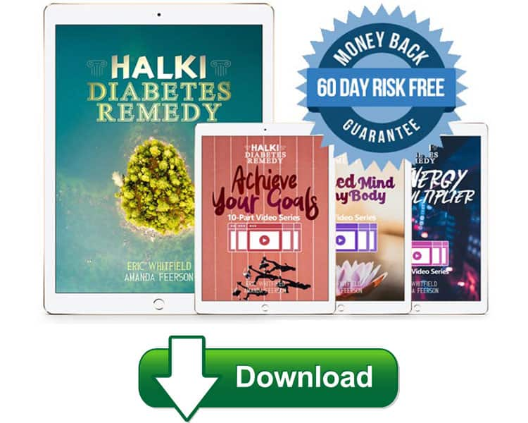 Halki Diabetes Remedy is a natural and safe solution to fight Type 2 diabetes by eating the right ingredients that help eliminate toxins related to the root cause from your body