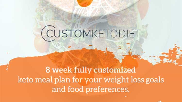 Following the Custom Keto Diet can help lower bad cholesterol and increase the level of good cholesterol (HDL) in your body