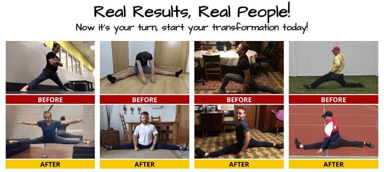 Hyperbolic Stretching Real Results